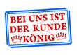 König Kunde Zettel  #130312-svg04