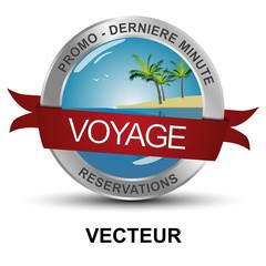 icône voyage