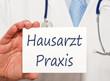 Hausarzt Praxis
