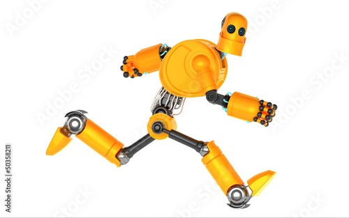 Running Robot