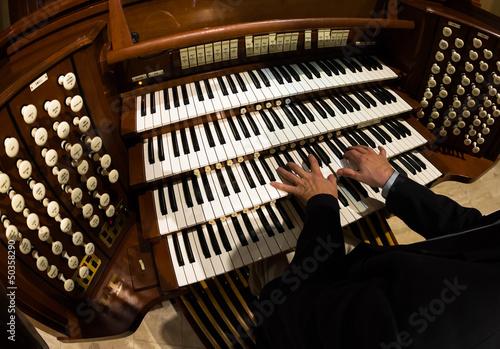 Pipe Organ - 50358290