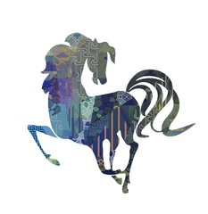caballo de signo de zodiaco 2014