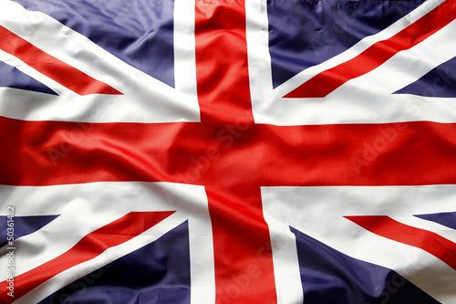 Union Jack flag - 50361482