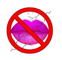 humidification lips
