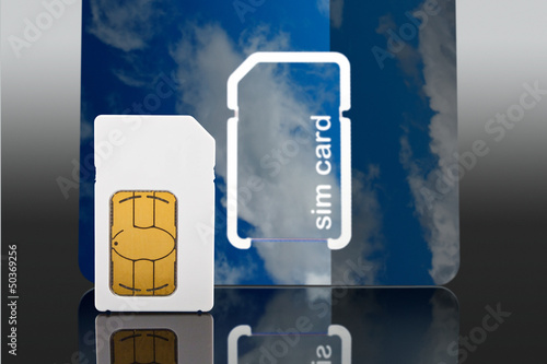 new cell phone sim card