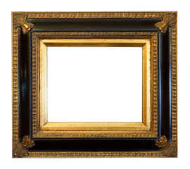 old antique Gilded Picture Frame