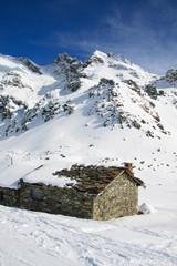 paesaggio invernale (Gressoney)
