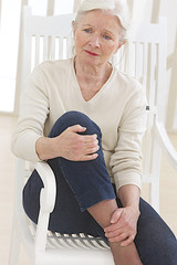 3em âge - Douleur au genou