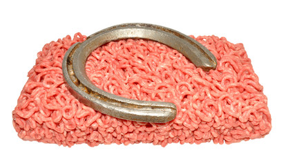 Minced Beef With Horse Shoe