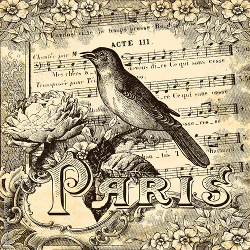 Paris vintage © lynea