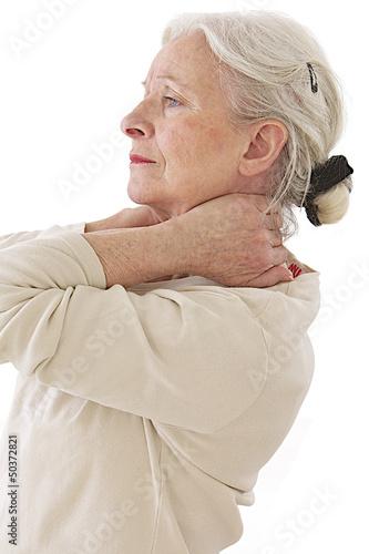 3em âge - Arthrose cervicale