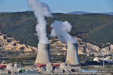 Centrale nucléaire 24