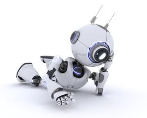 Robot Relaxing