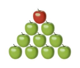 symbol of hierarchy