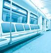 Fototapeta Tunel - Podziemny - Metro