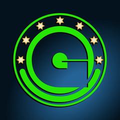 Logo G grün