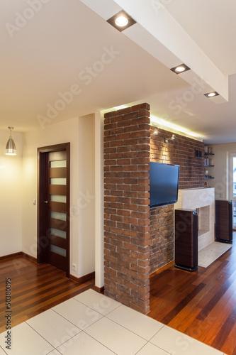 Spacious apartment - interior