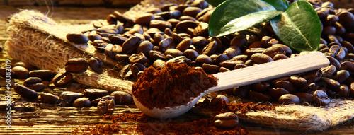 geröstete kaffeebohnen - 50382819