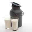 Leinwandbild Motiv Frische Milch
