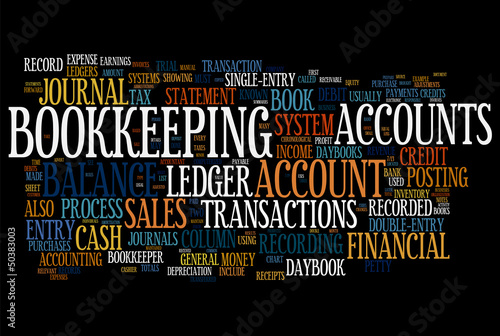Bookkeeping concepts
