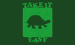Turtle take it easy