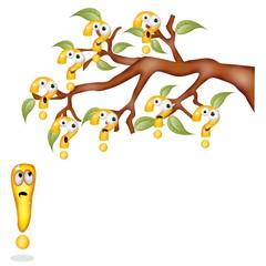 albero delle incertezze