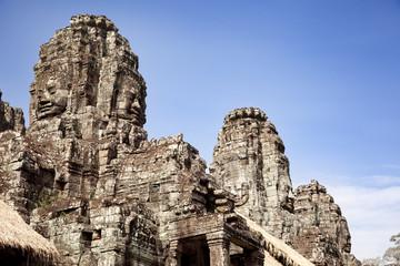 Bayon Temple. Cambodia