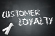 "Blackboard ""Customer Loyalty"""