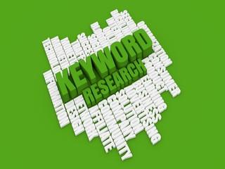 Keyword research green