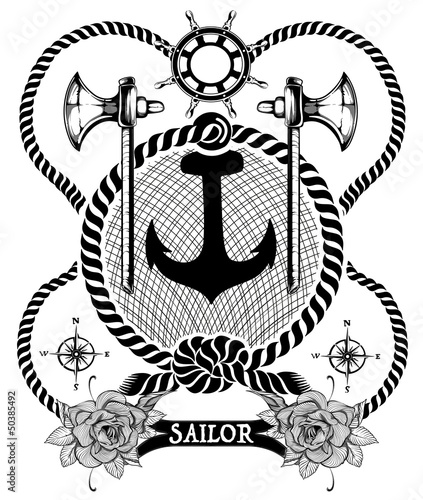 Sailor elements