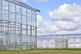 Two Commercial Greenhouses