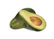 canvas print picture - Avocado
