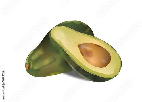 canvas print picture Avocado