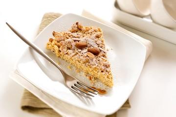 Sbrisolona - Homemade cake