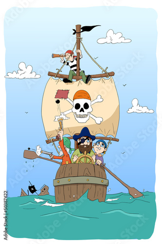 dangerous pirates