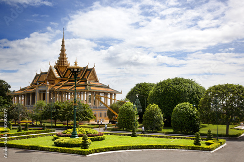 Royal Palace. Phnom Penh