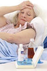 Santé - Migraine, Fièvre, frissons