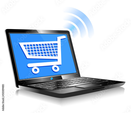 Shopping on the Internet