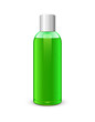 Bottle Of Gel Green