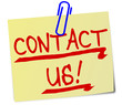 Contact Us Notiz  #130313-svg02