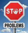 no more problems