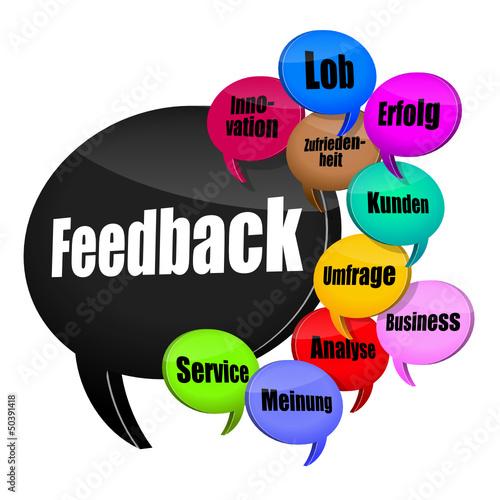 sprechblasen v3 thema feedback I