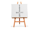Art Easel Flow Paradigm Shift