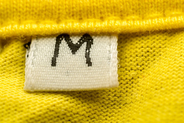 Medium Size Label