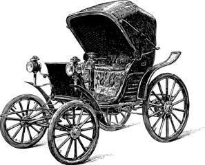 self-propelled carriage