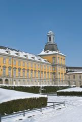 University of Bonn in Winter