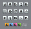 Book Icons / Vector includes 5