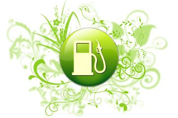 Bouton Carburant