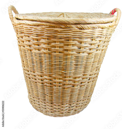 Clothes basket..