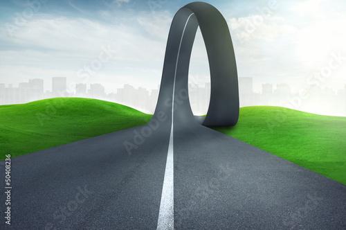 Looping Street
